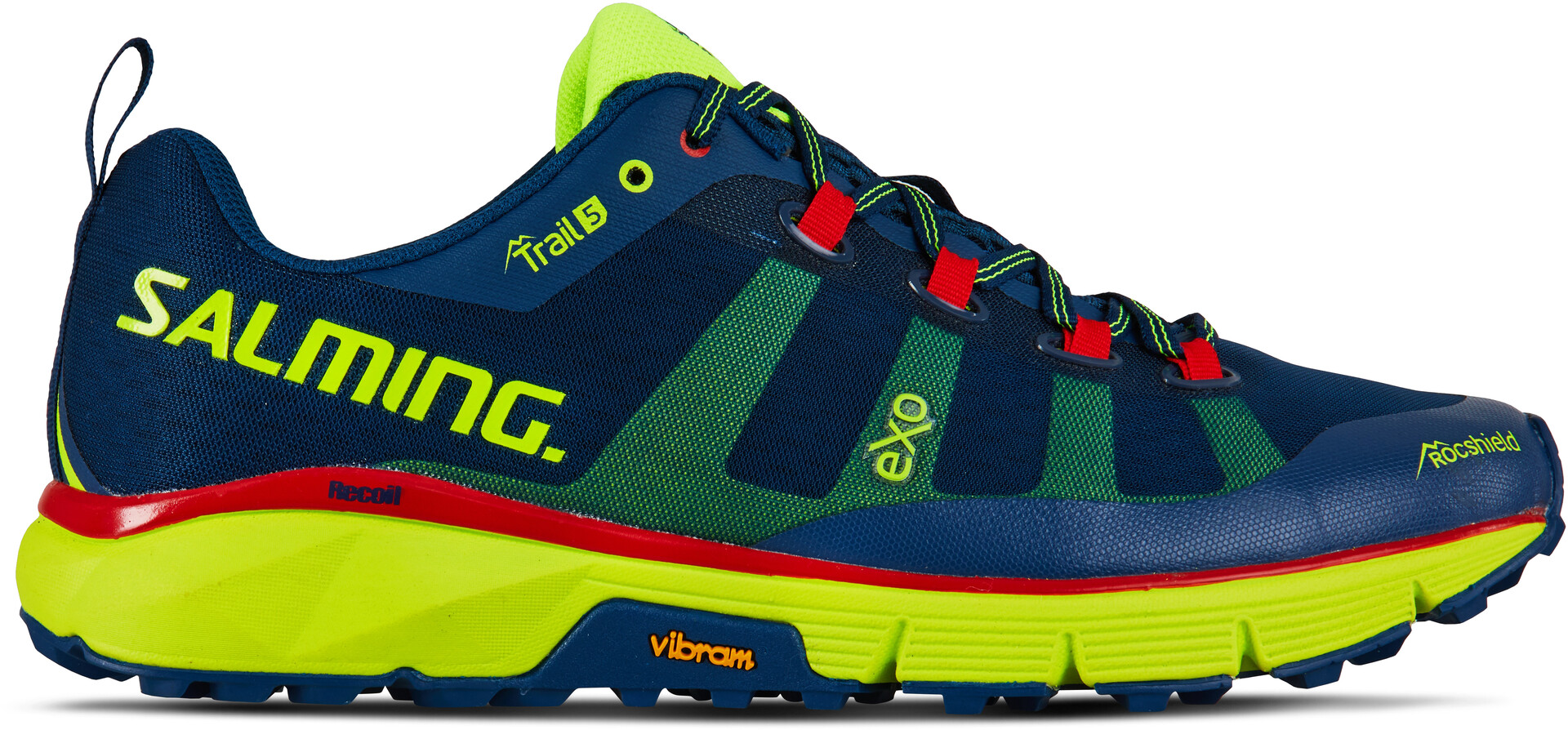 Salming Trail 5 Shoes Men poseidon blue